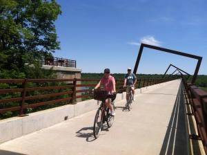 Trestle Trail in Madrid Iowa
